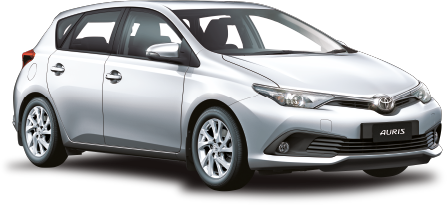 Toyota Auris en Indumotora One