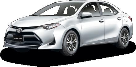 Toyota Corolla en Indumotora One