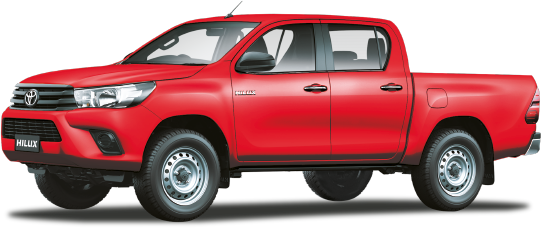 Toyota Hilux en Indumotora One