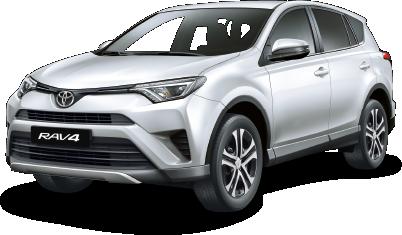 Toyota Rav4 en Indumotora One