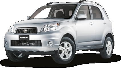 Toyota Rush en Indumotora One