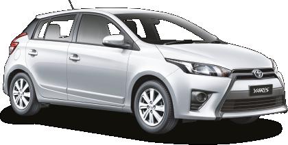 Toyota Yaris Sport en Indumotora One