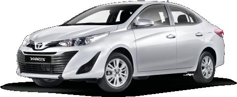 Toyota Yaris en Indumotora One