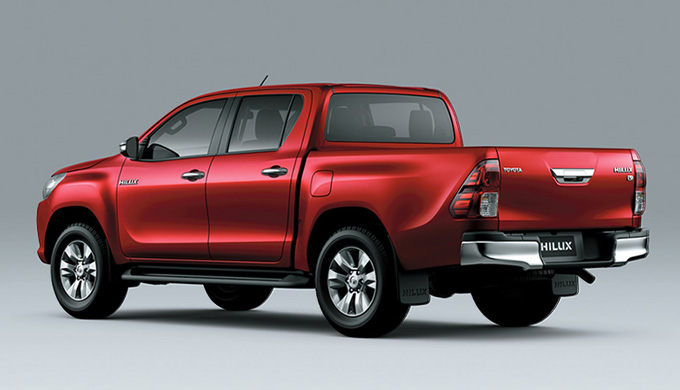 All New Hilux 4X2 2TR MT GAS