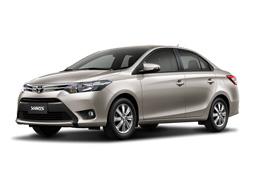 Toyota New Yaris Sedan