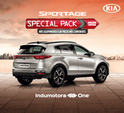 Special pack Sportage