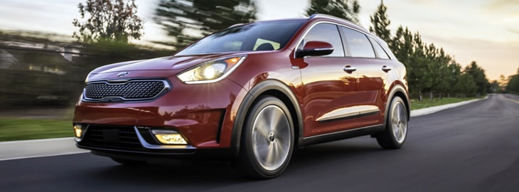 KIA NIRO OBTIENE LA CALIFICACIÓN 'TOP SAFETY PICK PLUS' DEL IIHS