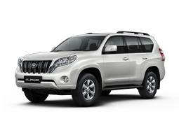 Toyota New Land Cruiser Prado 5D