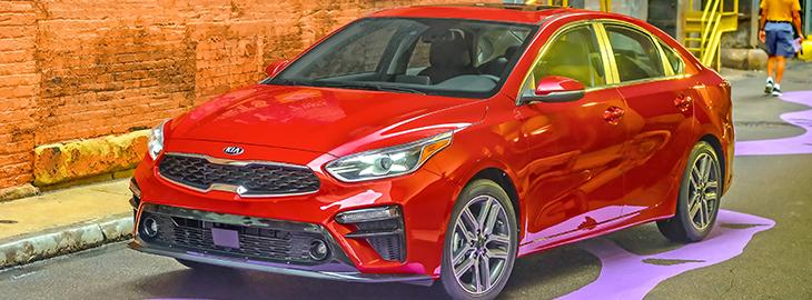 Según Southwest Lifestyle Vehicle Awards ALL NEW CERATO MEJOR VEHÍCULO DEL AÑO