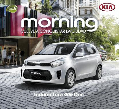 Morning Abril 2021