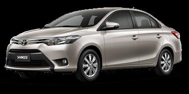 New Yaris Sedan