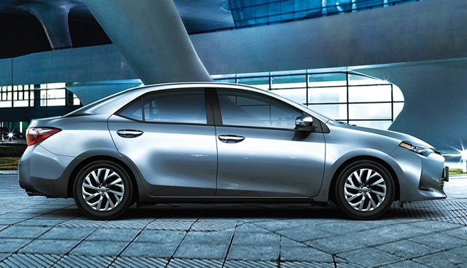 New Corolla Sport CVT