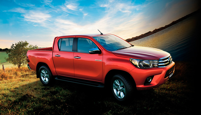 Toyota All New Hilux