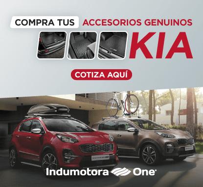 nuevo sitio Accesorios kia